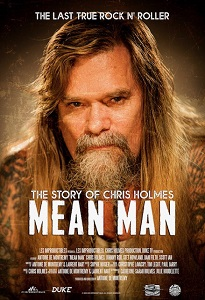 Mean Man - The Story Of CHRIS HOLMES