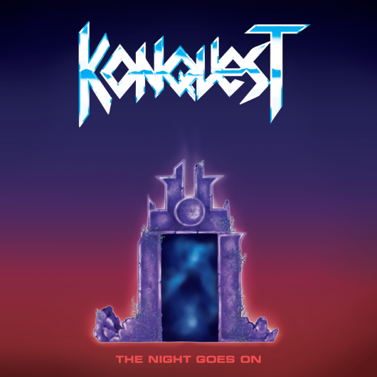 KONQUEST - The Night Goes On