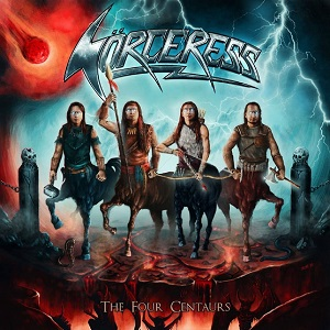 SÖRCERESS – The Four Centaurs