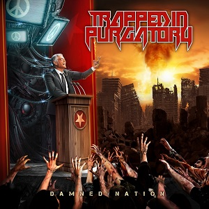 TRAPPED IN PURGATORY – Damned Nation