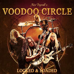 ALEX BEYRODT'S VOODOO CIRCLE - Locked & Loaded